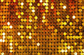 Golden Shining Mesh — Stock Photo