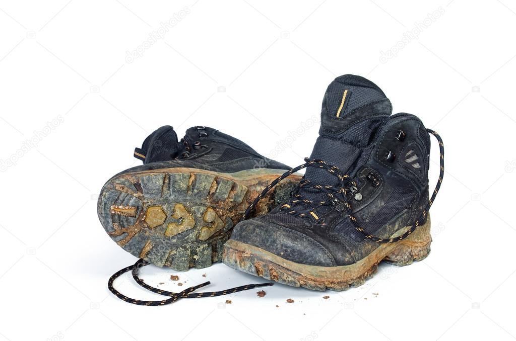 фото в грязной обуве на кровате