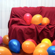 Party Balloons - Foto Stock