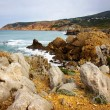 Stock Photo: guincho cliffs