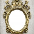 Baroque Frame — Foto Stock #27194499