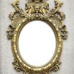 Baroque Frame — Stock Photo