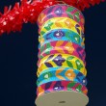 Lanterna asiatico — Foto Stock