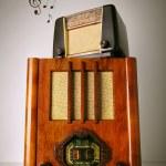 Vintage Radios — Stock Photo #27626781