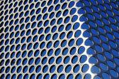 Griglia metallica — Foto Stock