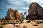Ursa Beach Rocks — Stock Photo