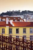 Lissabon anzeigen — Stockfoto
