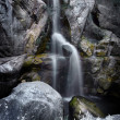 Silver Waterfall — Stock Photo