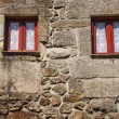 Stock Photo: Rural Windows
