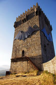 Montalegre Castle — Stock Photo