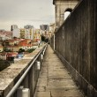 Stock Photo: Lisbon Aqueduct