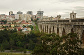 Lisbon Aqueduct — Stock Photo
