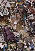 垃圾场 — 图库照片
