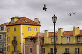 Lisbon Houses — Stock Photo