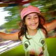 Carousel Girl — Stock Photo #43430715