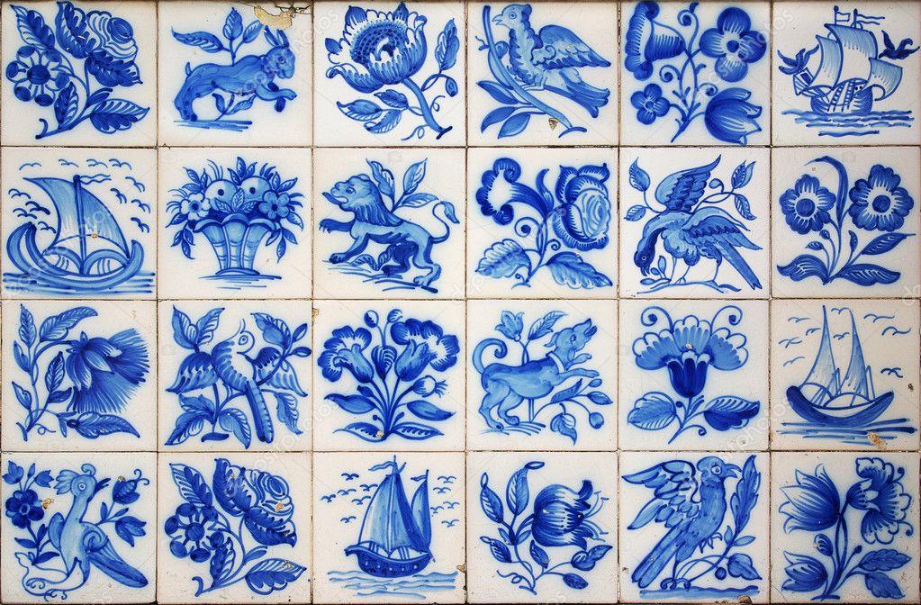 Azulejos portugueses foto stock ccaetano 5874561 - Azulejos portugueses comprar ...