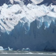 Stock Video: Perito Moreno glacier in Patagonia