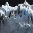 Perito Moreno glacier in Patagonia — Stock Video