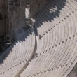 Odeon of Herod Atticus on the Acropolis in Athens, Greece — Stock Video #14174201