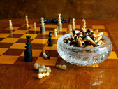 Tough game — Stock Photo