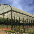Lalbagh glass house - Stock Photo