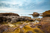 Rocky Seascape — Stock Photo