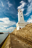 Ciboure Lighthouse — Stock Photo