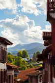 Basque Panorama — Stock Photo