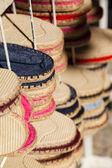 Espadrilles Sandals — Stock Photo