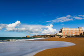 Briarritz Great Beach — Stock Photo