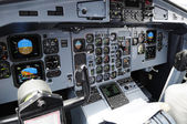 Cockpit — Stock Photo