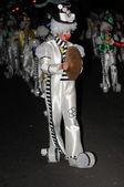тенерифе, 4 марта: символы и групп в карнавал. — Стоковое фото