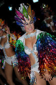 TENERIFE, March 4: Characters and Groups in The carnival. — ストック写真
