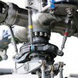 Close-up of a helicopter rotor — Stock Photo #51581667