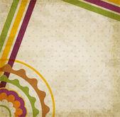 复古抽象背景 — 图库矢量图片