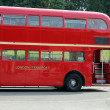 Stock Photo: London bus