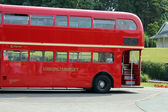 London bus — Stock Photo