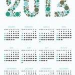 Calendar — Stock Vector #14347873