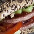 Hamburger — Stock Photo #18464039