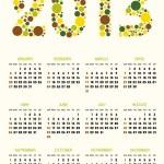 Calendar — Stock Vector #18479685