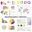 Infographics collection — Stock Vector #23321658