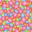 Flower seamless pattern — Stockvectorbeeld