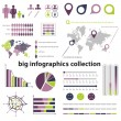 Infographics collection — Stock Vector #30515025