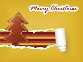 Christmas gingerbread — Stock Vector