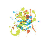 Watercolor splash — Stock Vector