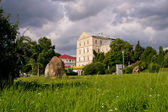 Castle in Ternopil — Stock Photo