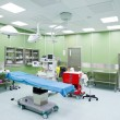 Stock Photo: Empty operation room surgery