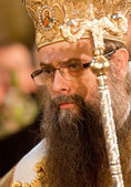 Metropolitan Nikolay of Plovdiv — Stock Photo