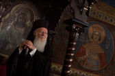 His All Holiness the Ecumenical Patriarch Bartholomew — Stock Photo