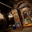Troyan Monastery Patriarch Maksim tomb — Stock Photo